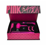 Aria Beauty Pinksation Ultimate Style Set
