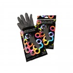 Framar Color Me Fab Reusable Latex Gloves