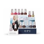 OPI Infinite Shine Iceland Collection Display - Edition A+