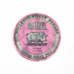 Reuzel Pink Pomade - Grease Heavy Hold (12 oz. Tester)