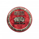 Reuzel Red Pomade - Water Soluble High Sheen (12 oz. Tester)