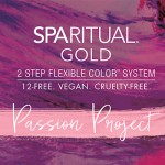 SpaRitual Gold Passion Project