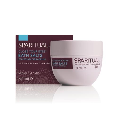 SpaRitual Close Your Eyes - Bath Salts
