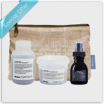 Davines Smoothing Travel Set