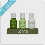 Loma Moisturizing Collection Sample Trio