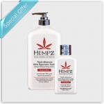 Hempz White Peppermint & Vanilla Whipped Body Creme