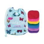 MakeUp Eraser 7-Day Set (Giving Me Butterflies)