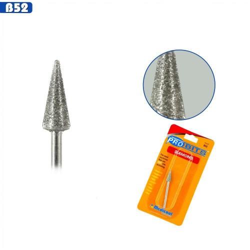 Medicool Pro Bits Diamond Cone Bits for Nails (B52)