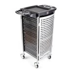 NP Group Foldable And Lockable Trolley (FTRLCG34BK)