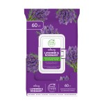 Petal Fresh Makeup Removing Cleansing Wipes (Calming Lavender & Rosemary)