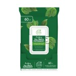 Petal Fresh Makeup Removing Cleansing Wipes (Clarifying Tea Tree & Peppermint)