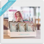 Moroccanoil Color Depositing Mask Packette Display