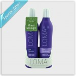 Loma Violet Duo Set