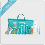 Moroccanoil Stylist Promo (Bombshell Blowout)