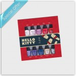 OPI Hello Kitty Nail Lacquer Mini Pack (10 pc)