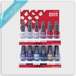 OPI Hello Kitty Nail Lacquer Display (Acrylic Counter)
