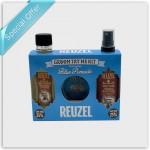 Reuzel Groom Try Me Kit (Blue Pomade)