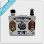 Reuzel Groom Try Me Kit (Clay Matte Pomade)