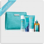 Moroccanoil On The Go Travel Pack (Blonde)