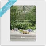 Davines Solid Shampoo Retail Shelf Sign (For Intro)