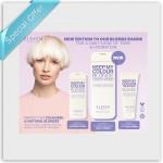ELEVEN Australia Keep My Colour Blonde Conditioner Strut Card (For Salon Intro)