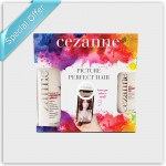 Cezanne Picture Perfect Hair Holiday Kit