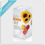 Loma Hair & Body Boxed Set (Daily + Citrus)