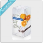 Loma Hair & Body Boxed Set (Moisturizing + Vanilla)