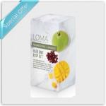 Loma Hair & Body Boxed Set (Nourishing + Mango)