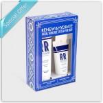 Reuzel Facial Skincare System For Men (Renew & Hydrate)