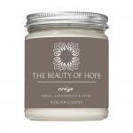 The Beauty of Hope candle (Neroli, Sandlewood & Apple)