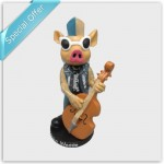 Reuzel Psycho Wedge Bobble Head