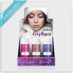 Body Drench Cozy Kisses Lip Balm Display