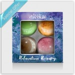 Body Drench Relaxation Therapy Bath Bombs