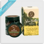 CBD Daily Skin Butter Trio