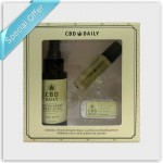 CBD Daily Holiday Gift Set