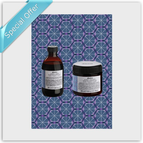 Davines Alchemic Silver Limited Edition Travel Size Launch