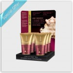 Joico K-PAK Color Therapy Luster Lock Deal Empty Display