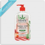 Hempz Strawberry Limeade & Hibiscus Tea Moisturizer (Limited Edition)