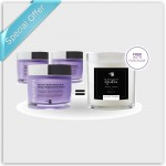 Oligo Professionnel Blacklight Intensive Replenishing Masks With Candle