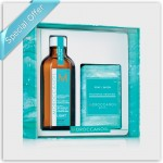 Moroccanoil Cleanse & Style Duo (Light)