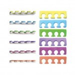 YCC Two Tone Soft Toe Separators